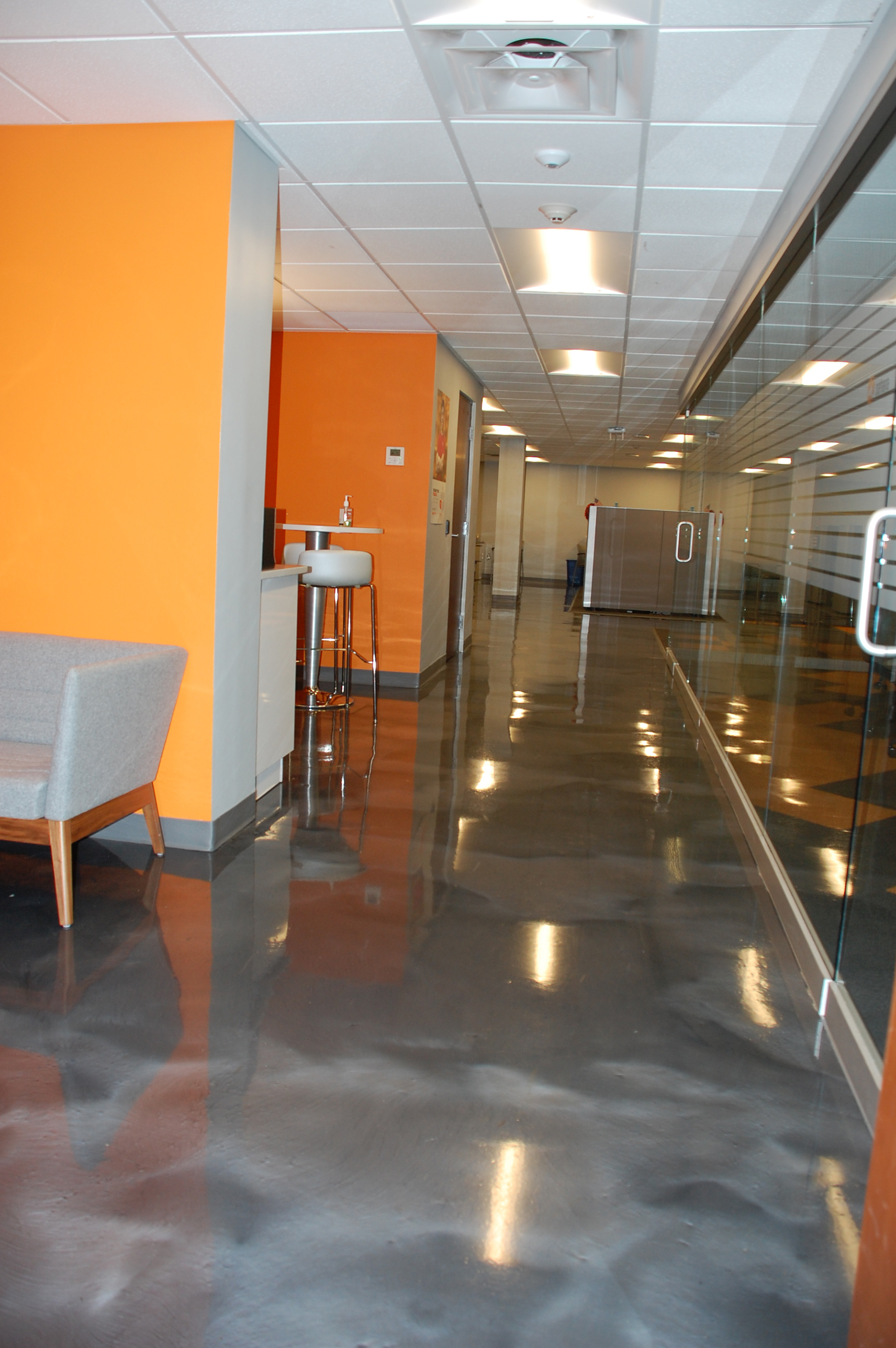 Southwire Orange Room